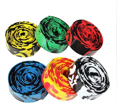 New Arrival comfy cycling handle belt road bike handlebar tape Wrap 1.95m 30*2.5mm Bicycle Bar Tape With with 2 Bar Plugs