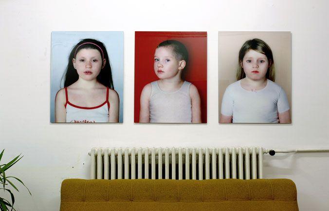 ANETA GRZESZYKOWSKA, Portrety, 2005-2006