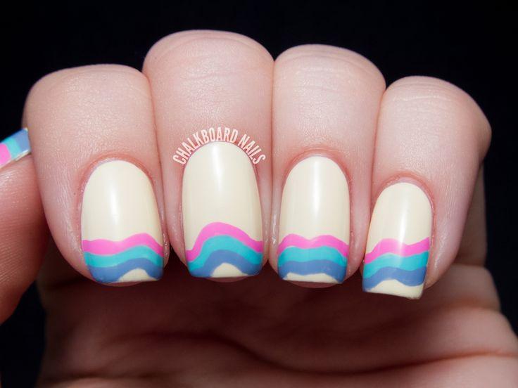 Wavelength French Manicure
