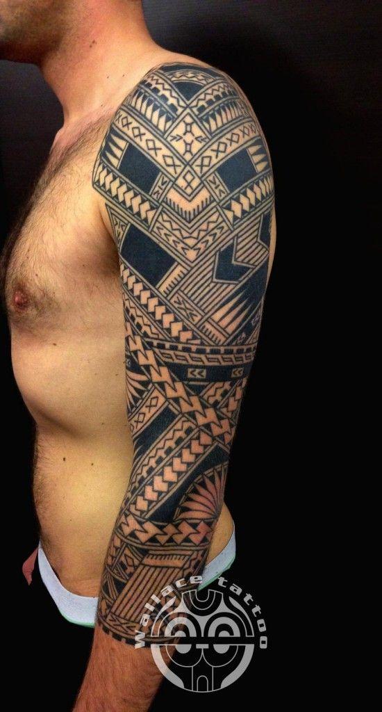 Marco Wallace | Wallace Tattoo Studio – Tatuaggi Maori, Marchesani, Marchesiani,Polinesiani, Tribali – Milano