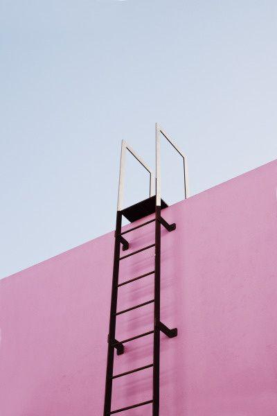 Geometric LA | Sallie Harrison in Abstract Pantones