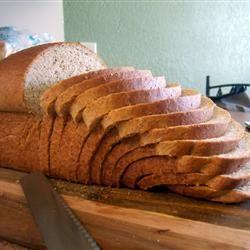 Best Bread Machine Bread Recipe - Easy and foolproof recipe for you bread machine.  Uses only 5 ingredients!