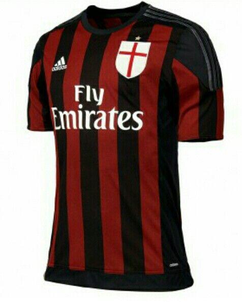 Maglia gara AC Milan 2015/2016