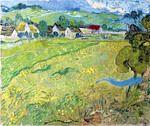 Les Vessenots in Auvers, dipinto da Van Gogh