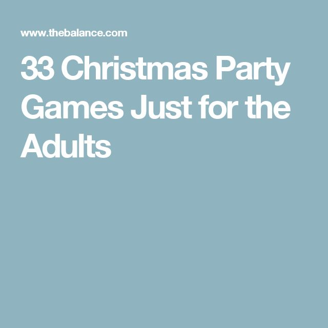 Christmas Party Games Ideas For Adults: Best 25+ Christmas Games For Adults Ideas On Pinterest