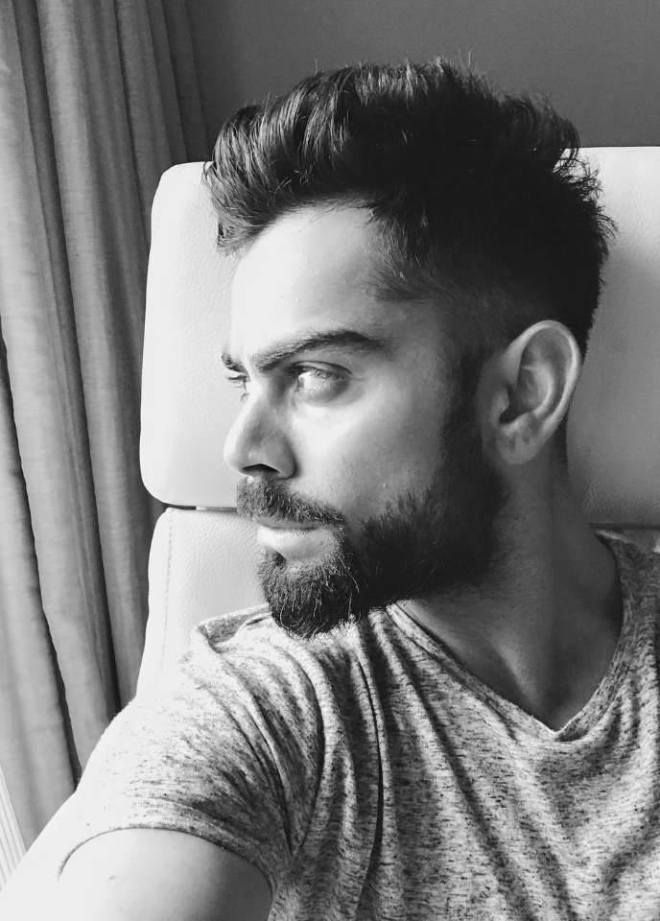 You should try 15 fantastic Virat Kohli hairstyles this year