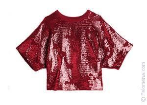 Сонник блузка красная