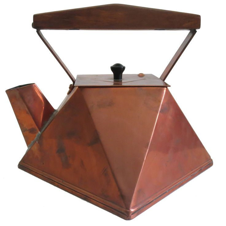 1stdibs - Geometric Copper Tea Kettle explore items from 1,700  global dealers at 1stdibs.com
