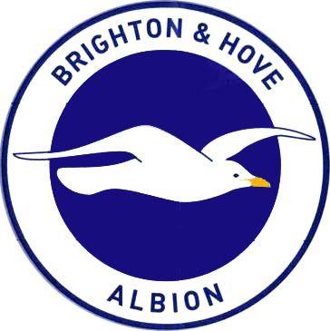 Brighton and Hove Albion Badge - Football Club Design