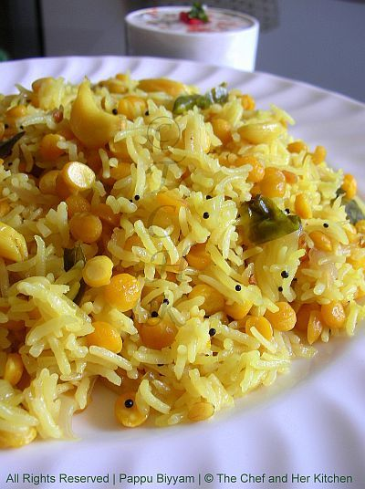 how to make daal in rice cooker