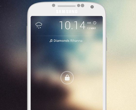 Android Launcher by Graphicure
