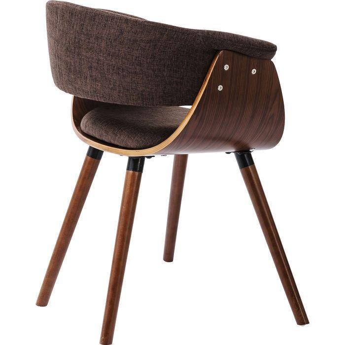 Armchair Monaco Schoko - KARE Design