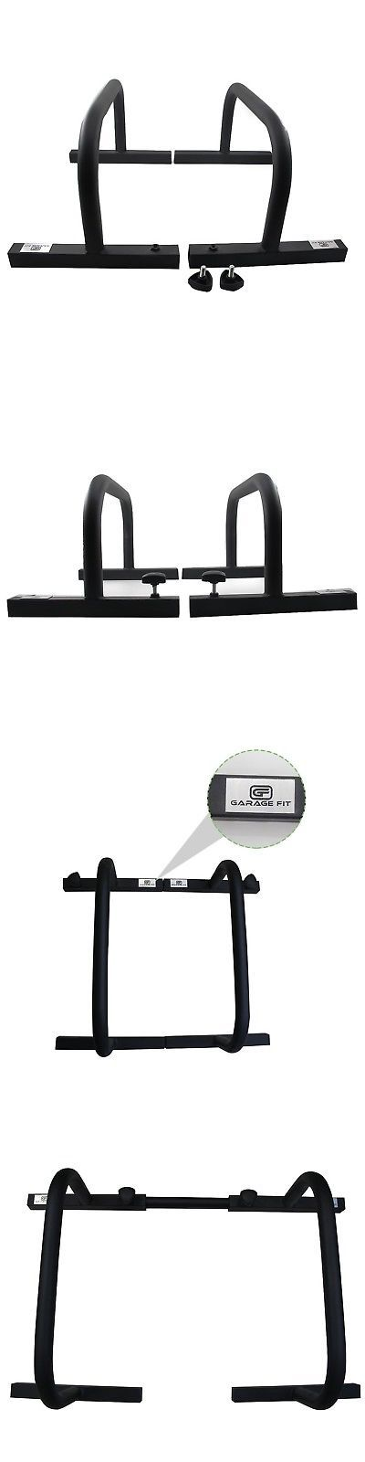 Push Up Stands 158925: Garage Fit Steel Parallettes, Push Up Bars, Dip Bars -> BUY IT NOW ONLY: $98.27 on eBay!