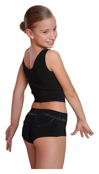 Танцевальные топы и шорты