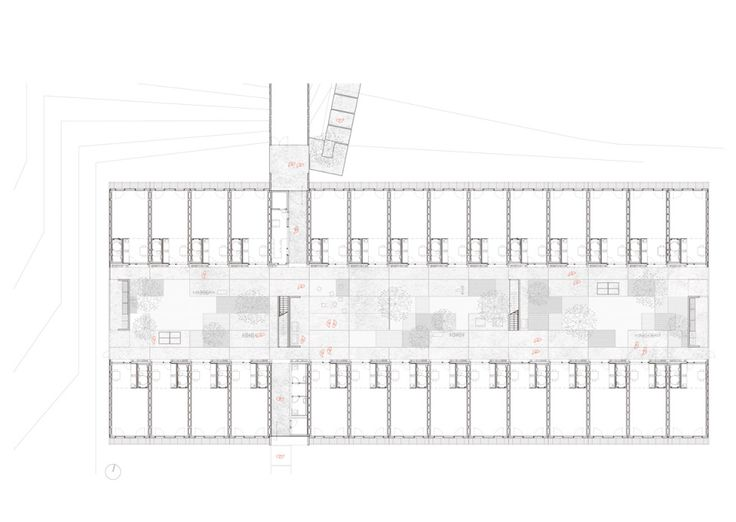 257 VIVIENDAS UNIVERSITARIAS  H Arquitectes y dataAE 10