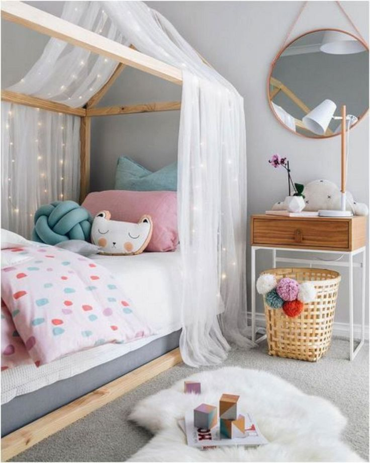 20 Creative Girls Bedroom Ideas for Your