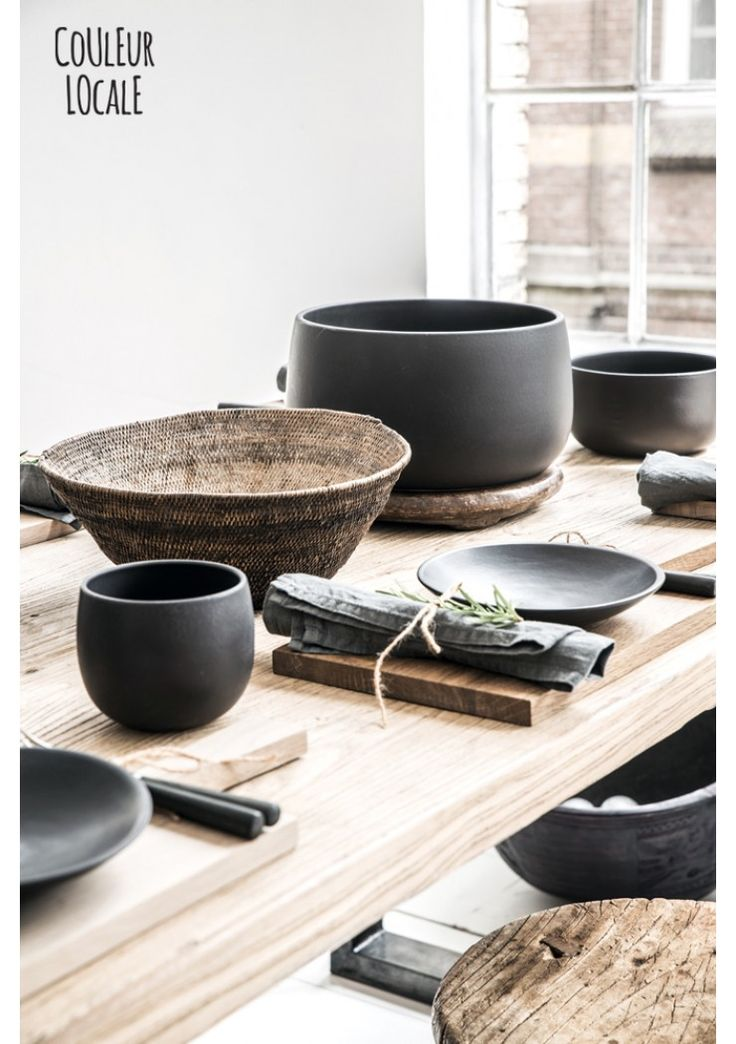 Black Ceramics by Nelson Sepulveda - Home Accessories