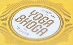 spiritual logo designs - yoga bhoga