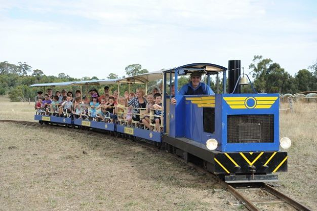 Have a great family day out at Platform 1. Go for a ride through this historic farm and play in the  Read More...Location: 156 Junction Road, Littlehampton. Phone No: 8391 2696. Website: http://www.platform1.com.au/