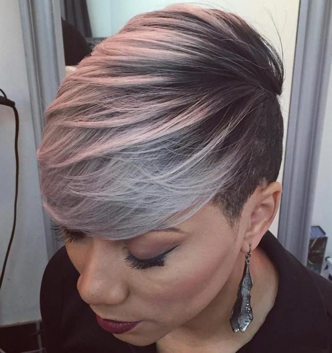 short silver haircuts 17 best ideas about gray hairstyles on 3948 | 3e7008a349c219463cb0f4b135c2fb3e