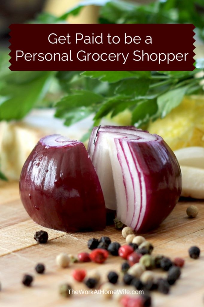 There are so many people that hire personal grocery shoppers. The elderly, ill and even busy parents and professionals enjoy home delivery as opposed to standing in the Friday-payday checkout line.