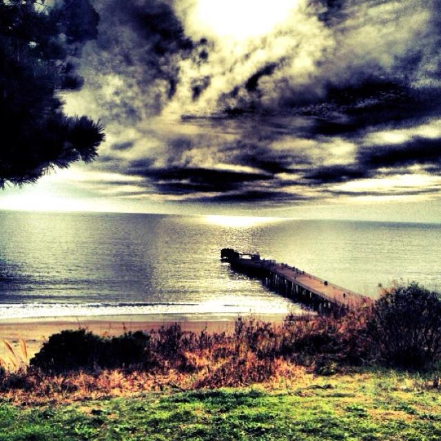 Seacliff beach aptos ca photography pinterest for Santa cruz fishing spots
