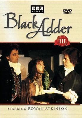 Black Adder III (DVD).
