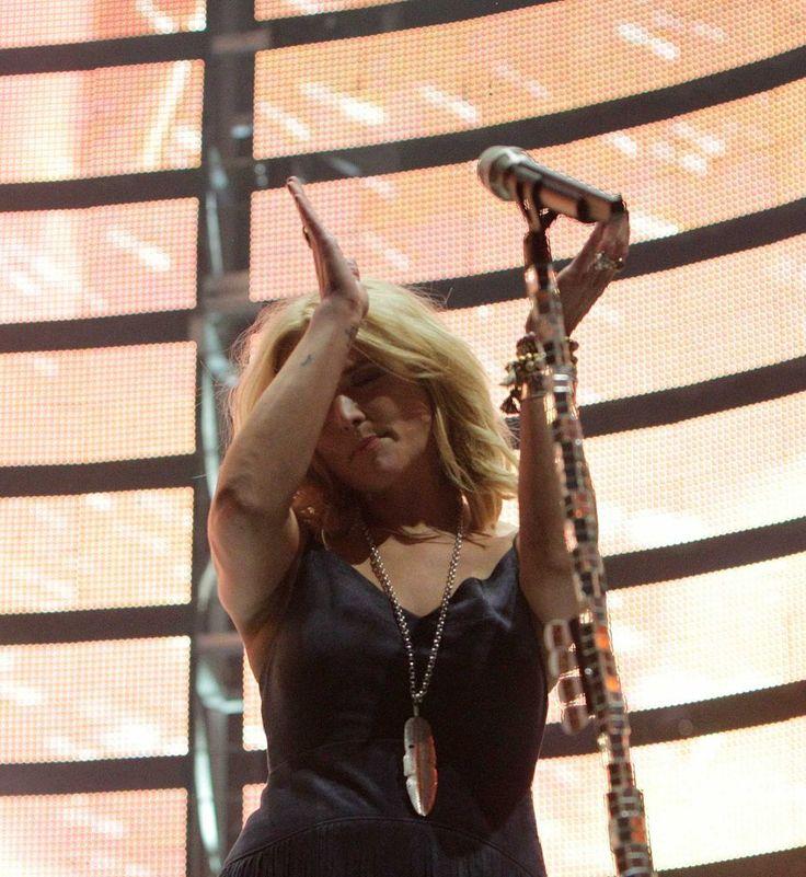 GRAMMY® award-winning singer/songwriter Miranda Lambert performs at the Houston Rodeo