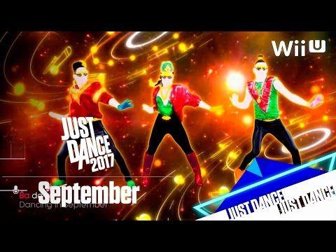 Just Dance 2017 – September – YouTube