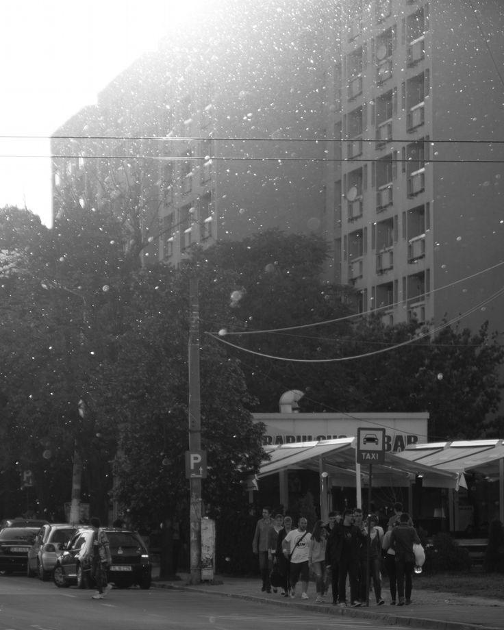 People waiting for the bus by Cîrstea Ionuţ Eduard on 500px