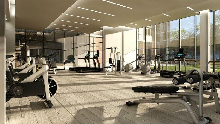Condo gym google search 1 15 swimming pool for Gym interior design