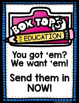 Box Tops Free                                                                                                                                                                                 More