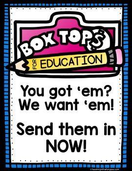 Box Tops Free                                                                                                                                                                                 More