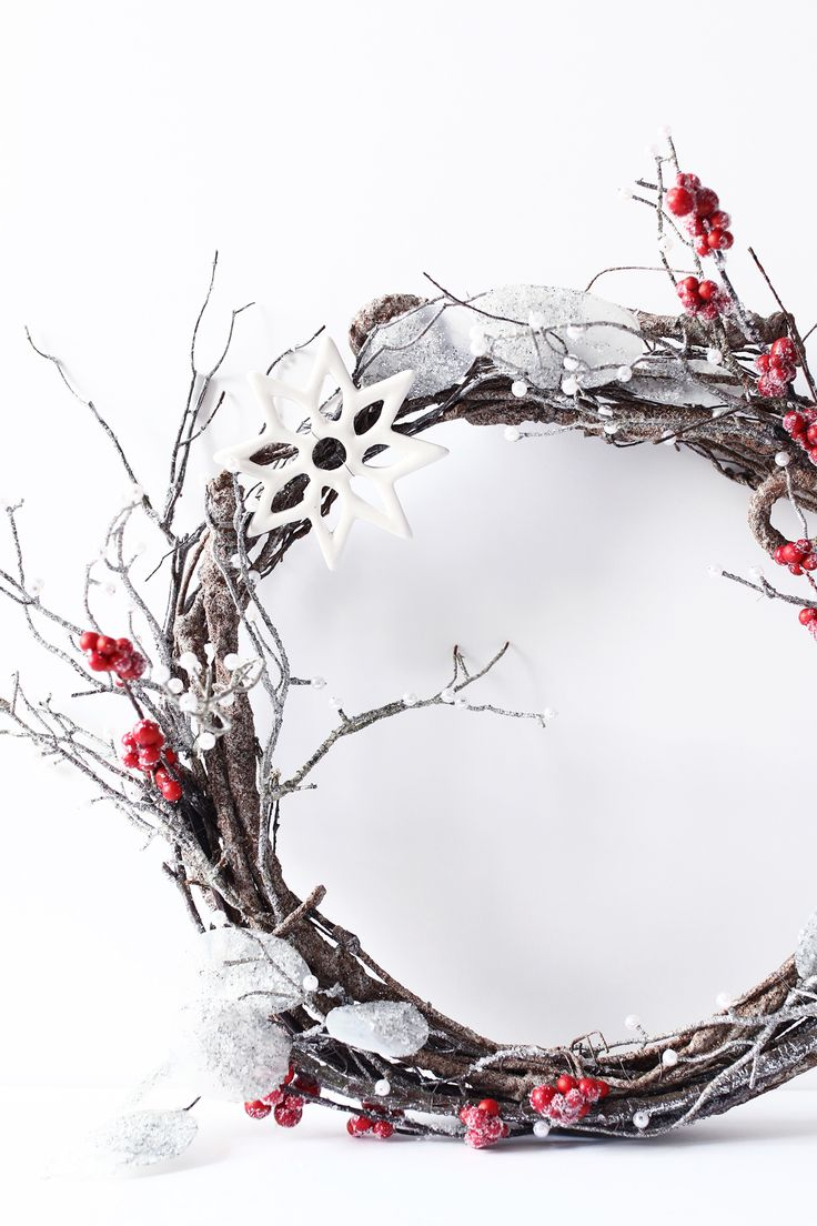Couronne de noel Diy | SP4NK BLOG