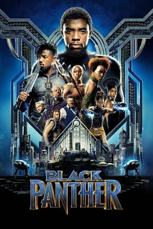 Nonton Movie Black Panther (2018) LK21