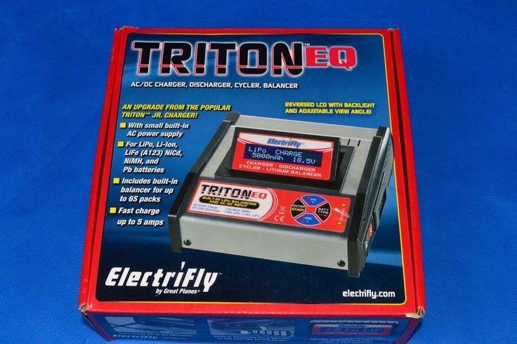 Great Planes ElectriFly Triton EQ AC/DC fast Battery