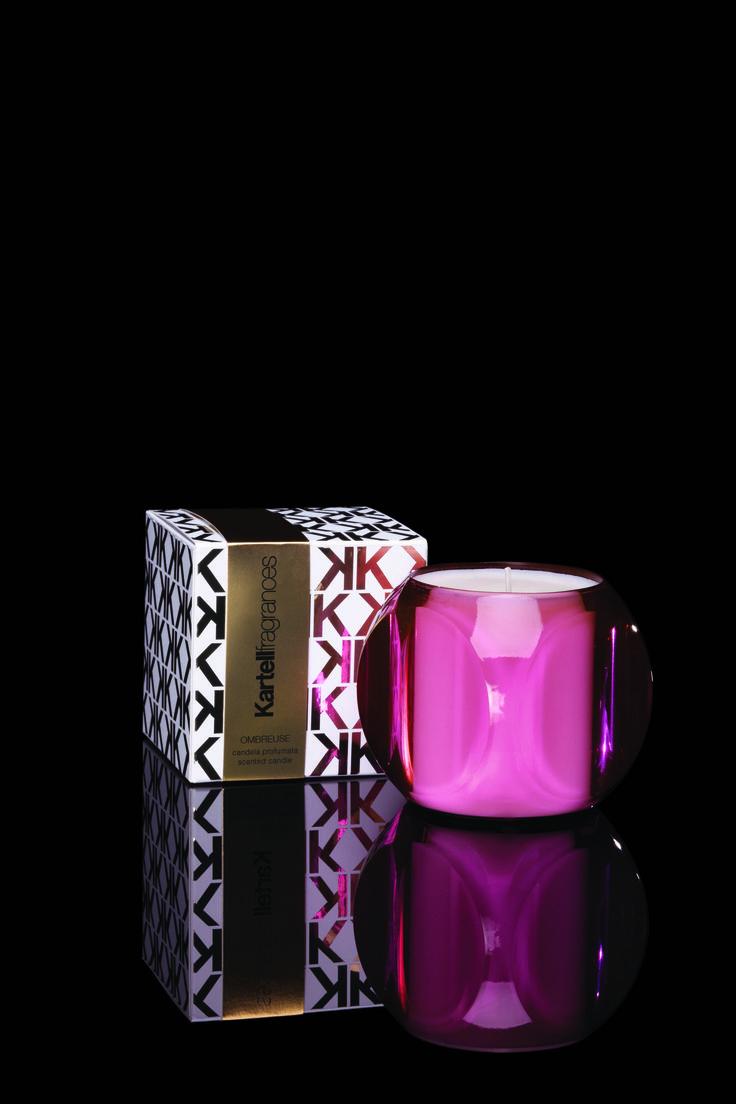Kartell Fragrances   Dice Candle