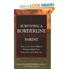 Between 6 and 10 million people in the US suffer from borderline personality disorder. This book teaches adult children how to overcome the devastating effects of growing up with a parent who suffers from BPD.