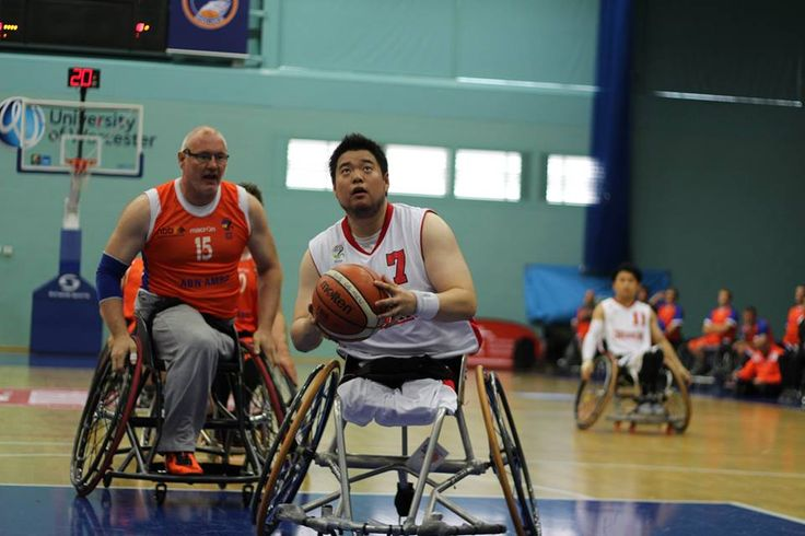Great Britain's Men's Wheelchair Basketball Team will take on the best in the world in Leicester this summer as they prepare for the Summer Paralympic Games in Rio. The Continental Clash will see Great Britain, European Champions take on the World Champions and leading nations from across the globe