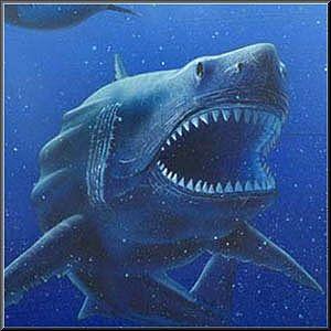 Мир Щупальцевидные: мегалодон - Крупнейший хищник никогда плавали в доисторических морей