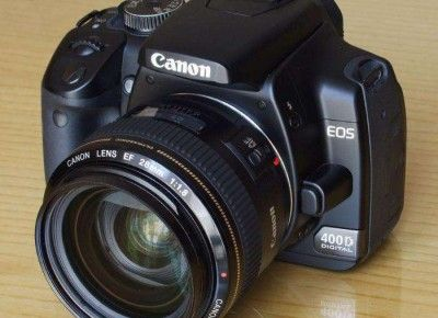 Canon 400d good condition no fault 100% comp box need cash