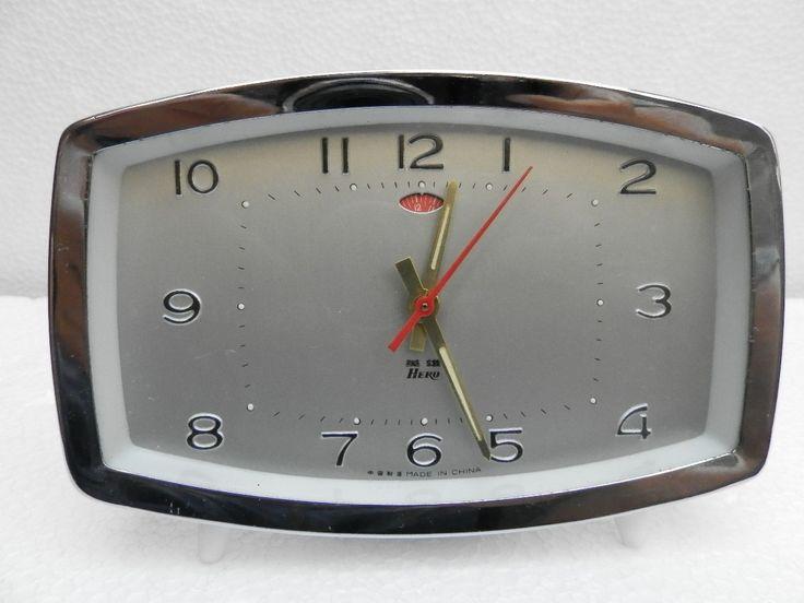 Reloj Antiguo A Cuerdas De Mesa - $ 50.000 en MercadoLibre