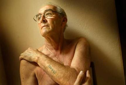 WWII Holocaust Survivor of Auschwitz, Charles Winter