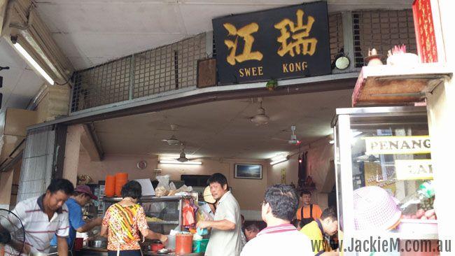 Penang Food Adventure with Fay Khoo