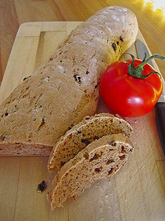 Schnelles Tomaten-Ciabatta (Rezept mit Bild) von alina1st   Chefkoch.de