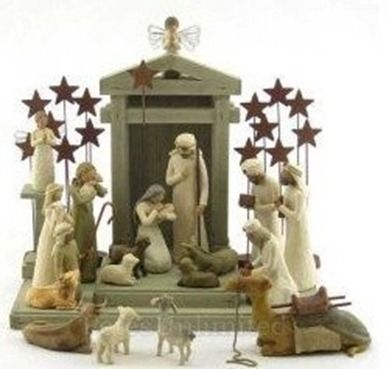 Belenes o Nacimientos de Navidad 2011