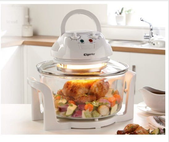 "Di's Home Decor on Twitter: ""Halogen Oven £55 #bakes #grills #boils #roasts #healthier #HealthyEating #cooking #kitchen #musthave #healthiercooking #wineoclock #foodies https://t.co/pPLDTQQ3Cr"""