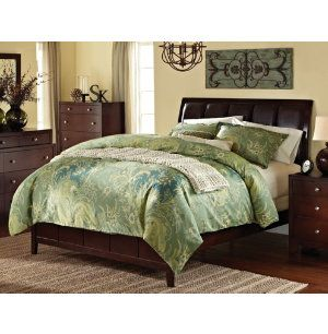 queen bed master bedroom bedrooms art van furniture the 1