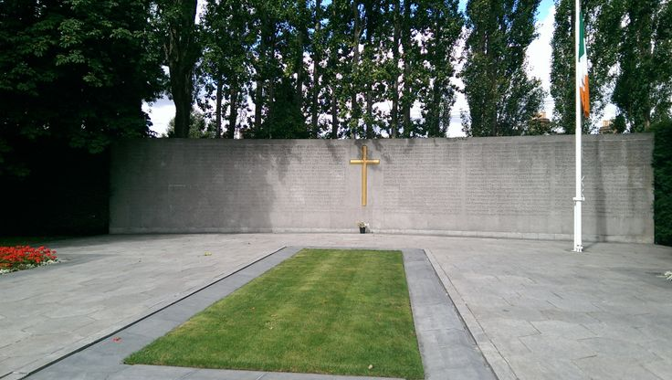 Arbour Hill Cemetery 1916 Rising leaders graves