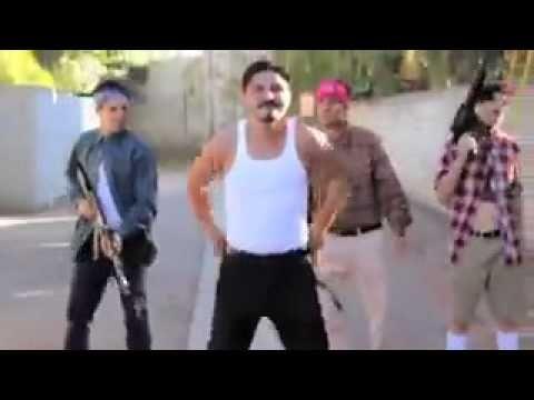 Zombis bailando como Maikel jakson y pistolas de Narcosss